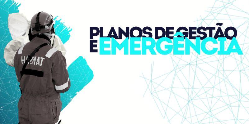 Envigo Planos de Gestão e Emergência